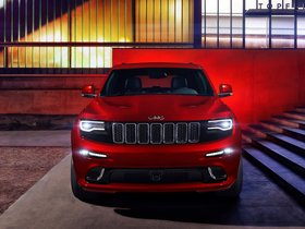Ver foto 35 de Jeep Grand Cherokee STR8 2013