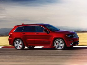 Ver foto 27 de Jeep Grand Cherokee STR8 2013