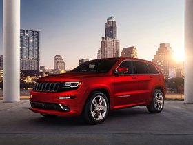 Ver foto 43 de Jeep Grand Cherokee STR8 2013