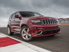 Ver foto 24 de Jeep Grand Cherokee STR8 2013