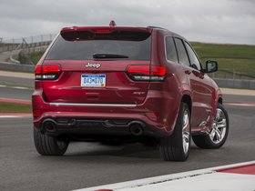 Ver foto 23 de Jeep Grand Cherokee STR8 2013