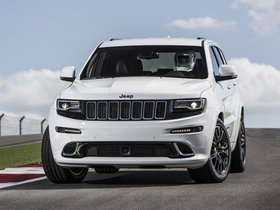 Ver foto 21 de Jeep Grand Cherokee STR8 2013
