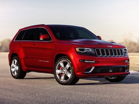 Ver foto 42 de Jeep Grand Cherokee STR8 2013