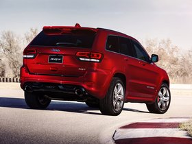 Ver foto 41 de Jeep Grand Cherokee STR8 2013