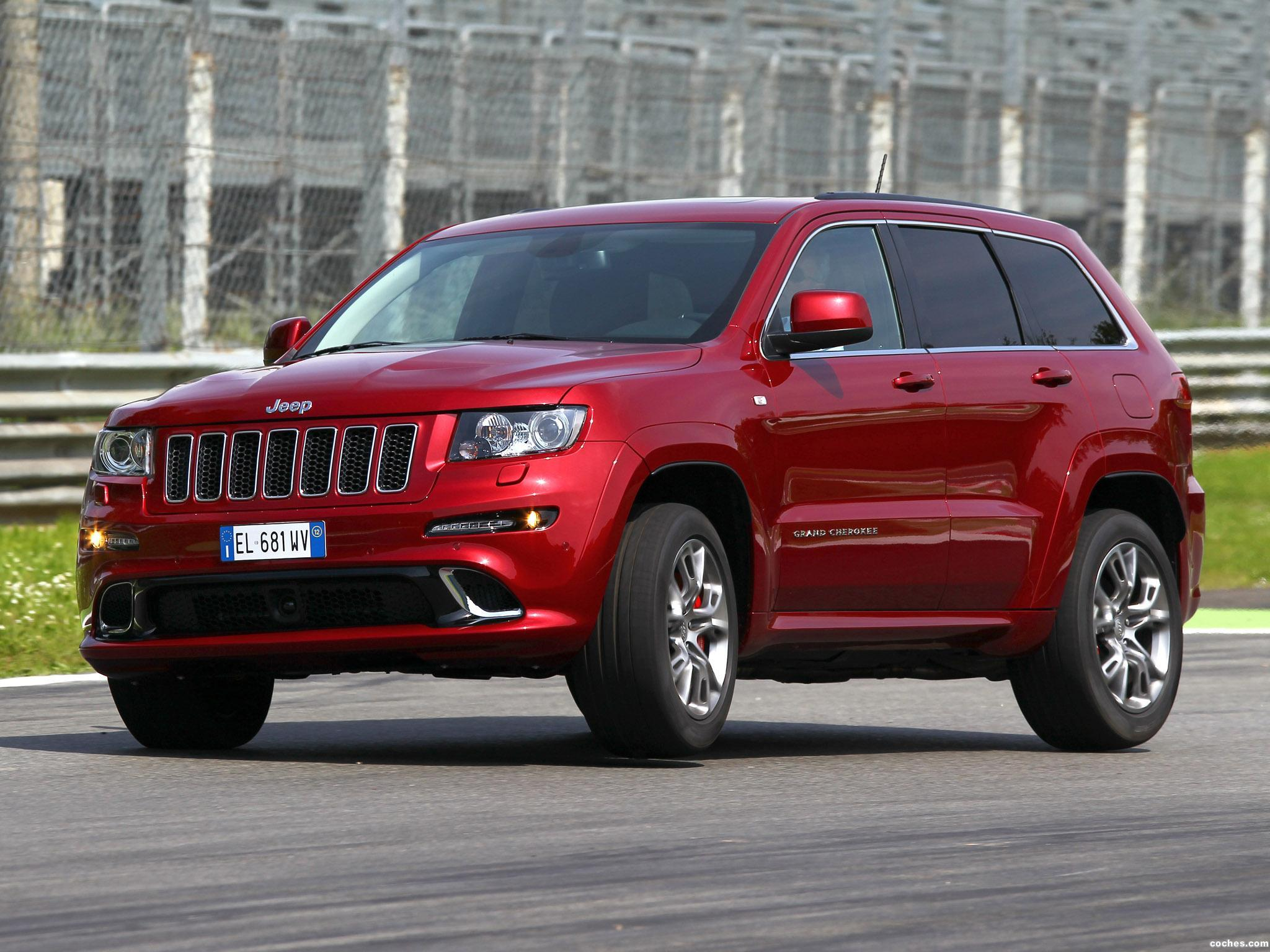 Foto 16 de Jeep Grand Cherokee SRT8 Europe 2012