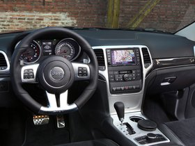 Ver foto 22 de Jeep Grand Cherokee SRT8 Europe 2012