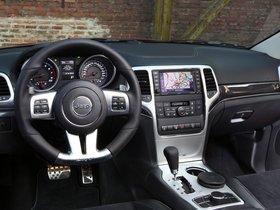 Ver foto 22 de Jeep Grand Cherokee SRT8 Europe 2012