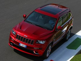 Ver foto 12 de Jeep Grand Cherokee SRT8 Europe 2012