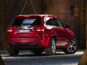 Ver foto 11 de Jeep Grand Cherokee SRT8 Europe 2012