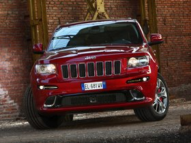 Ver foto 7 de Jeep Grand Cherokee SRT8 Europe 2012