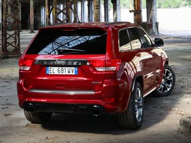 Ver foto 4 de Jeep Grand Cherokee SRT8 Europe 2012
