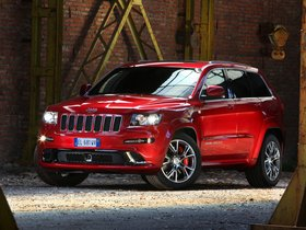 Ver foto 21 de Jeep Grand Cherokee SRT8 Europe 2012