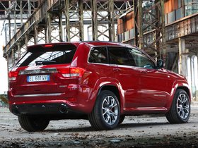 Ver foto 2 de Jeep Grand Cherokee SRT8 Europe 2012