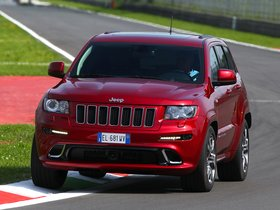Ver foto 20 de Jeep Grand Cherokee SRT8 Europe 2012