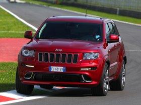 Ver foto 20 de Jeep Grand Cherokee SRT8 Europe 2012