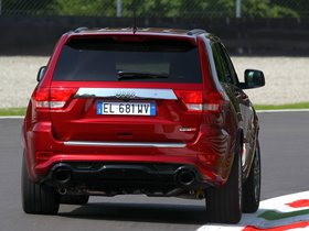 Ver foto 19 de Jeep Grand Cherokee SRT8 Europe 2012