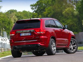 Ver foto 18 de Jeep Grand Cherokee SRT8 Europe 2012