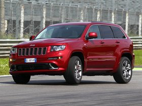 Ver foto 17 de Jeep Grand Cherokee SRT8 Europe 2012