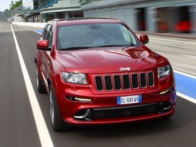Ver foto 16 de Jeep Grand Cherokee SRT8 Europe 2012