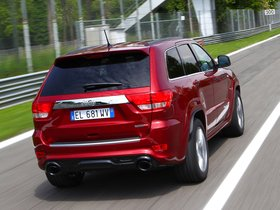 Ver foto 15 de Jeep Grand Cherokee SRT8 Europe 2012