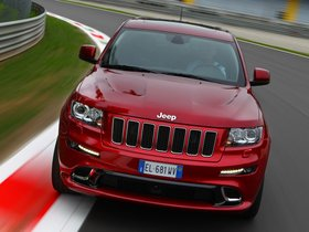 Ver foto 14 de Jeep Grand Cherokee SRT8 Europe 2012