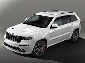 Ver foto 3 de Jeep Grand Cherokee SRT8 Limited Edition WK2 2012