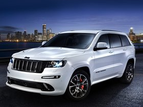 Fotos de Jeep Grand Cherokee SRT8 Limited Edition WK2 2012