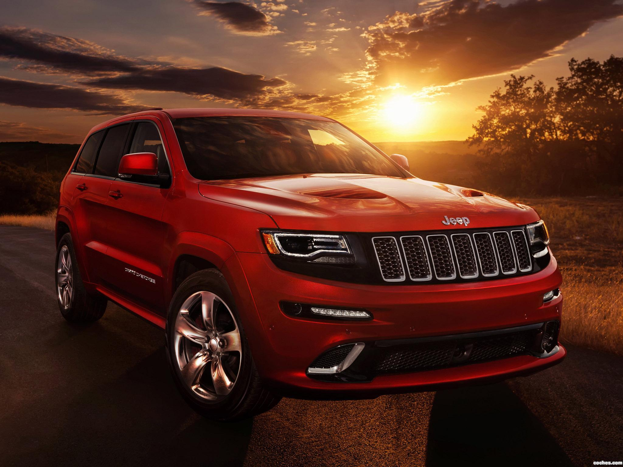 Foto 0 de Jeep Grand Cherokee STR8 2013