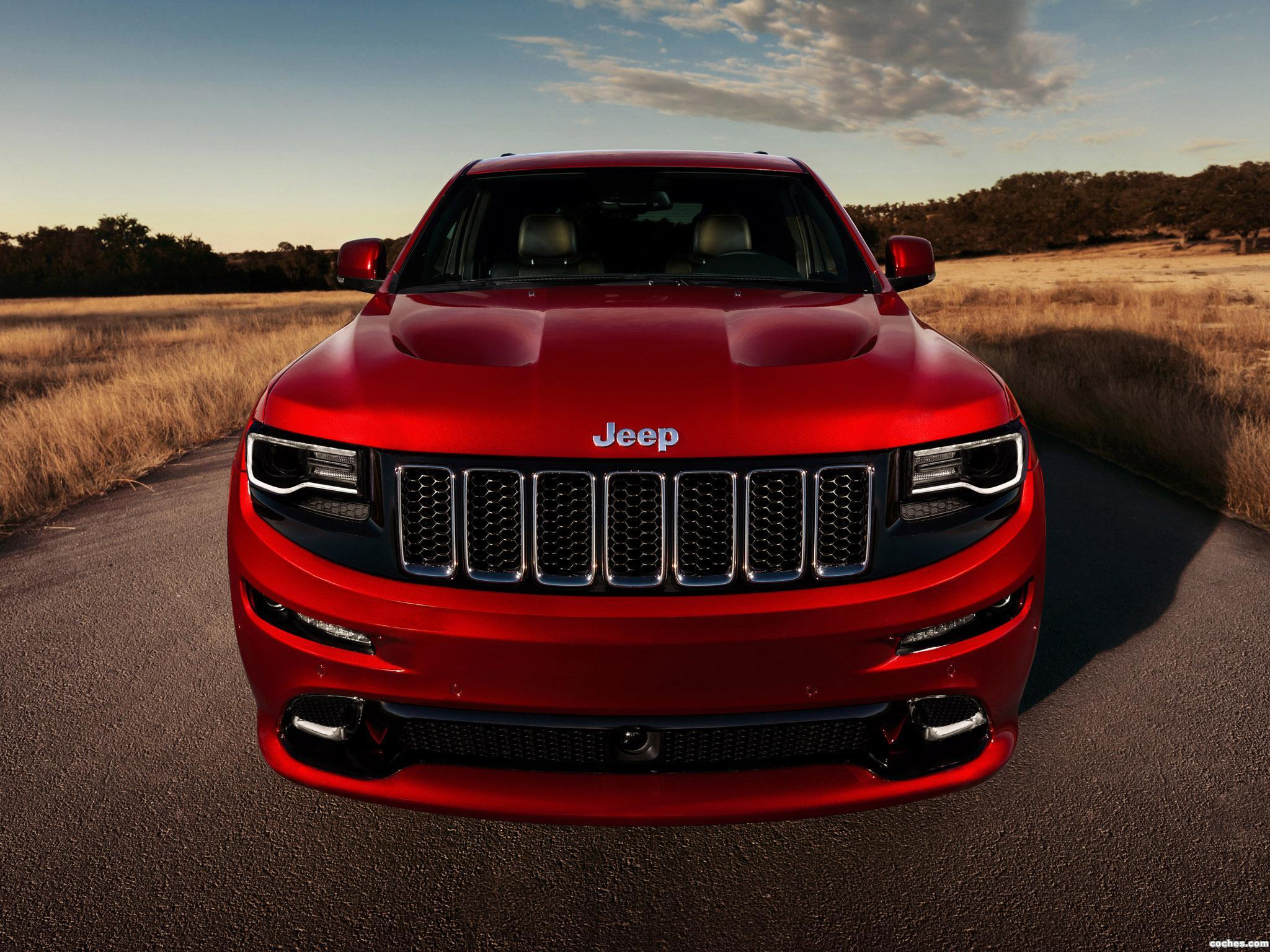 Foto 15 de Jeep Grand Cherokee STR8 2013