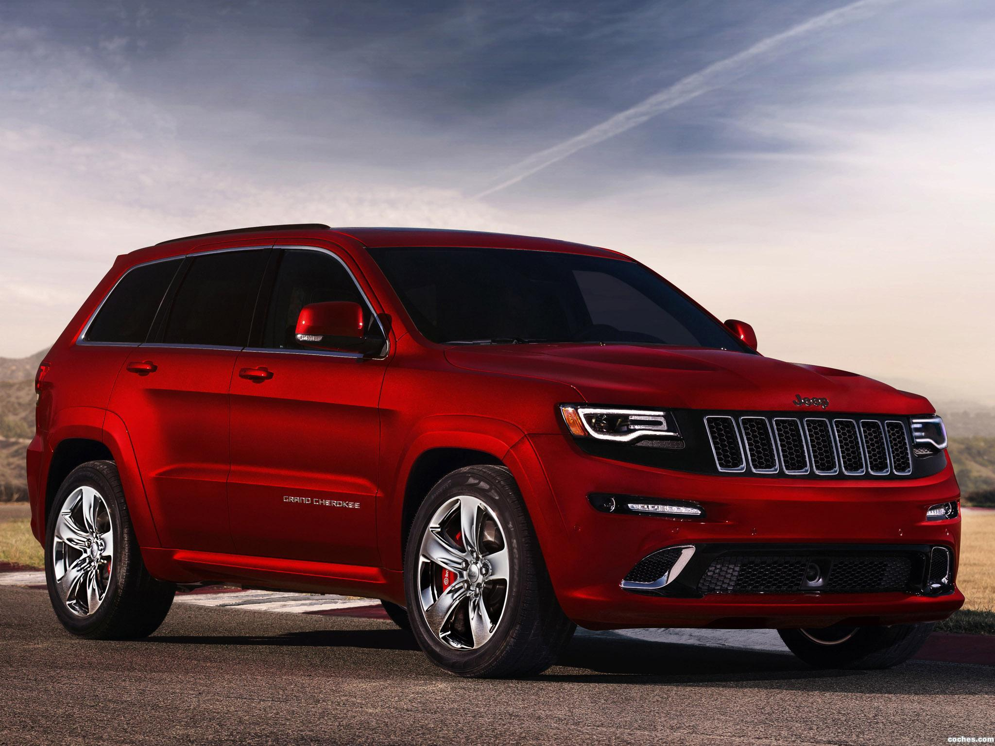 Foto 13 de Jeep Grand Cherokee STR8 2013