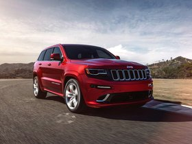 Ver foto 8 de Jeep Grand Cherokee STR8 2013