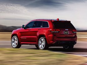 Ver foto 7 de Jeep Grand Cherokee STR8 2013