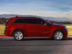 Ver foto 6 de Jeep Grand Cherokee STR8 2013