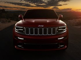Ver foto 2 de Jeep Grand Cherokee STR8 2013