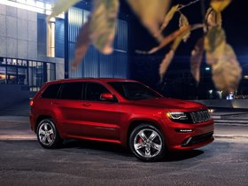 Ver foto 15 de Jeep Grand Cherokee STR8 2013