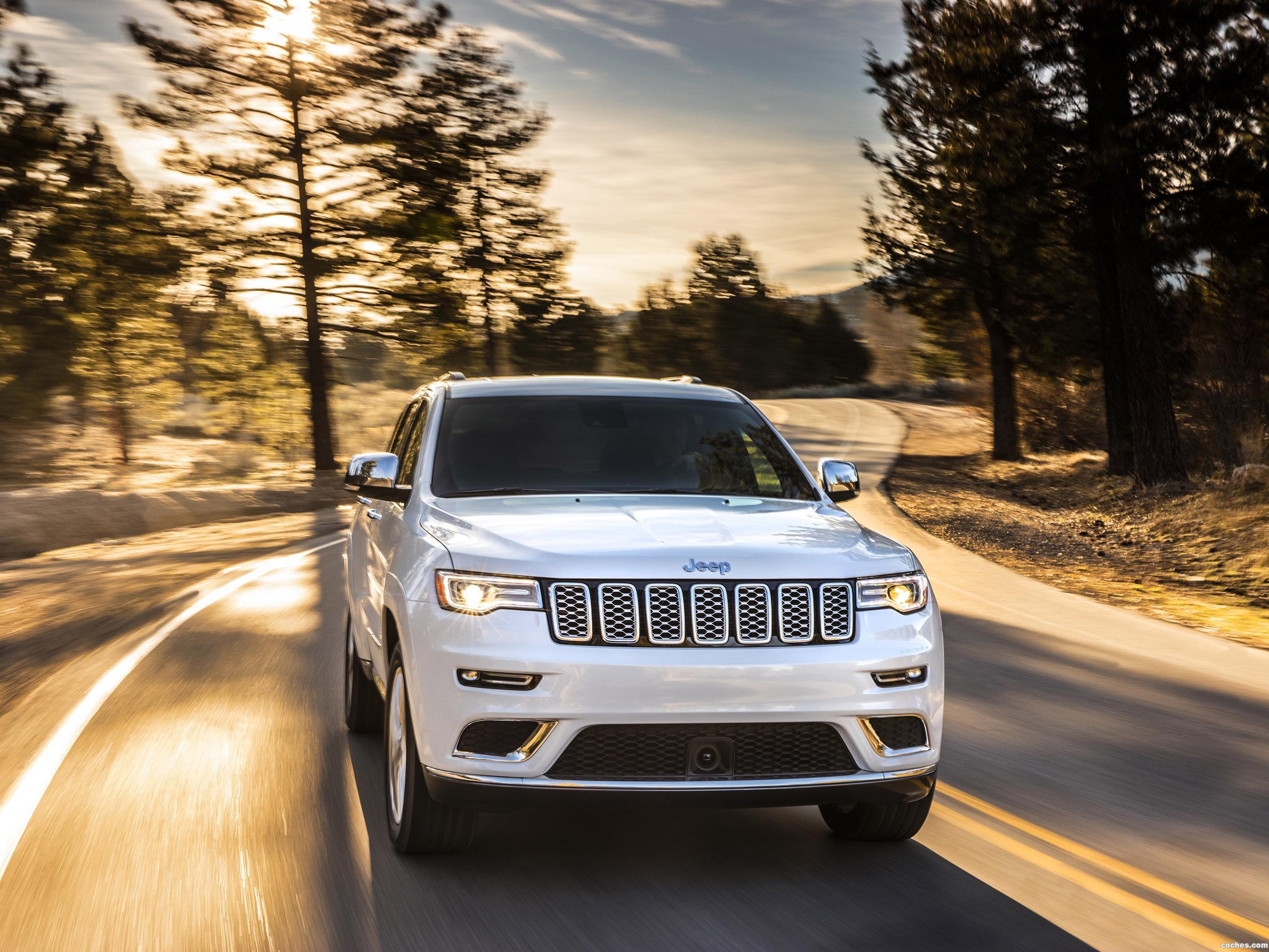 Foto 0 de Jeep Grand Cherokee Summit 2016