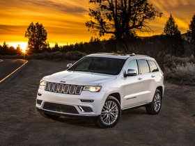 Ver foto 8 de Jeep Grand Cherokee Summit 2016