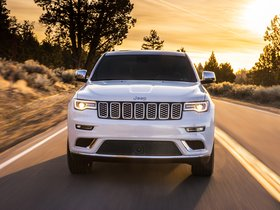 Ver foto 7 de Jeep Grand Cherokee Summit 2016