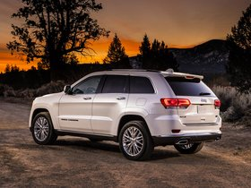 Ver foto 6 de Jeep Grand Cherokee Summit 2016