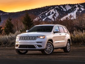 Ver foto 5 de Jeep Grand Cherokee Summit 2016
