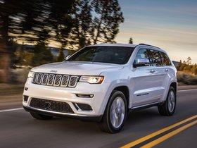 Ver foto 4 de Jeep Grand Cherokee Summit 2016