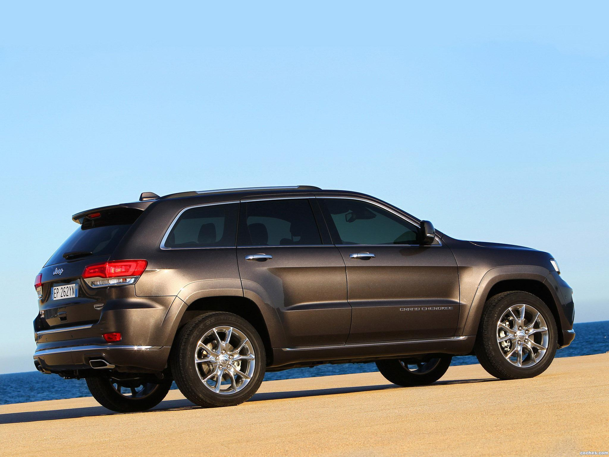 Foto 2 de Jeep Grand Cherokee Summit Europe 2013