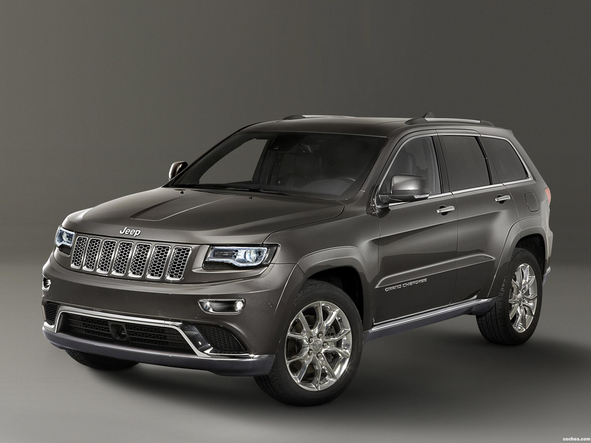 Foto 18 de Jeep Grand Cherokee Summit Europe 2013