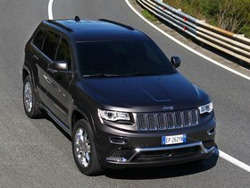 Ver foto 12 de Jeep Grand Cherokee Summit Europe 2013