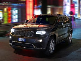 Ver foto 9 de Jeep Grand Cherokee Summit Europe 2013