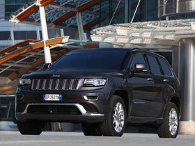 Ver foto 8 de Jeep Grand Cherokee Summit Europe 2013