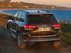 Ver foto 5 de Jeep Grand Cherokee Summit Europe 2013