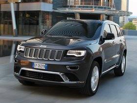 Ver foto 1 de Jeep Grand Cherokee Summit Europe 2013