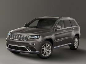 Ver foto 19 de Jeep Grand Cherokee Summit Europe 2013