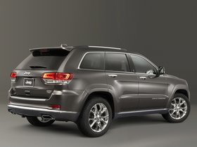 Ver foto 18 de Jeep Grand Cherokee Summit Europe 2013